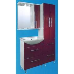 Мебель для ванной комнаты Грация бордо