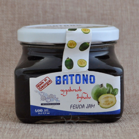 Варенье из фейхоа Батоно, 360г