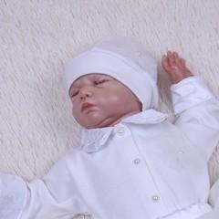 Наряд на крещение девочке Бантик