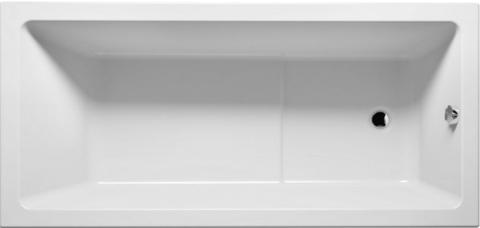 Акриловая ванна Riho LUSSO PLUS 170х80