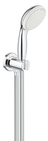 New Tempesta 100 Душевой набор с ручным душем и подключением для душевого шланга
