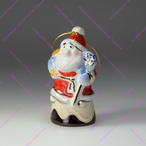 Дед Мороз на конфетке