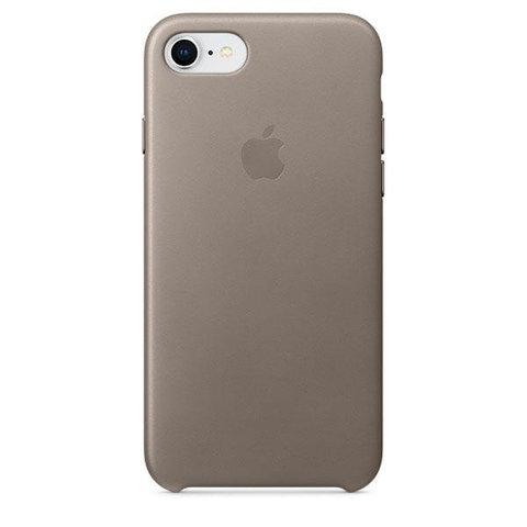 Чехол iPhone 7/8 Leather Case /taupe/