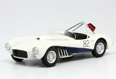 ZIL-112S white 1:43 DeAgostini Auto Legends USSR #119