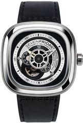Наручные часы SEVENFRIDAY P1B-01 Industrial Essence