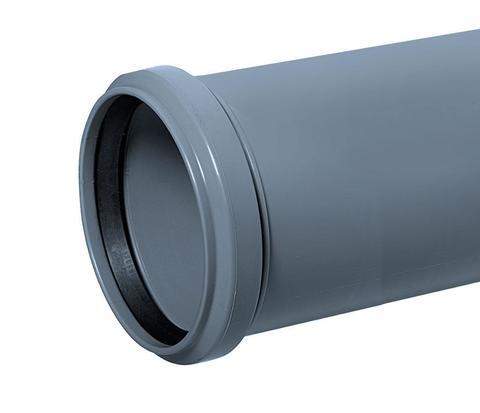 Канализационная труба Ø110х500 мм Millenium