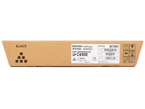 Тонер-картридж Ricoh SPC430E черный (821204/821279)