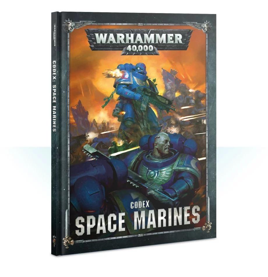 Codex: Space Marines 2019