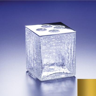 Стаканы для щеток Стакан для зубных щеток Windisch 83128O Cracked Crystal stakan-dlya-zubnyh-schetok-83128o-cracked-crystal-ot-windisch-ispaniya.jpg