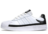 Кеды Мужские Y-3 SuperStar White Black