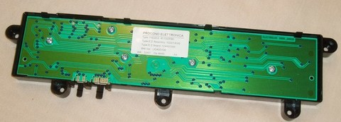 Верхний модуль управления (дисплейная плата) для стиральной машины Electrolux (Электролюкс)/ Zanussi (Занусси) - 1320140427