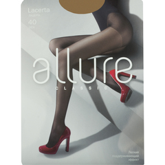 Колготки Allure LACERTA 40D (caramello)