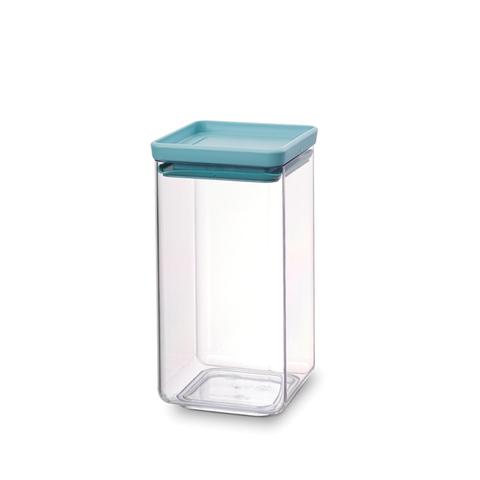 Прямоугольный контейнер (1,6 л), Мятный, арт. 290145 - фото 1