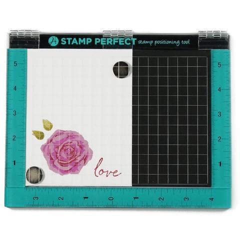 Инструмент для штампинга Hampton Art Stamp Perfect Tool -формат 14 х 18.5см.