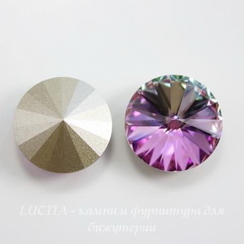 1122 Rivoli Ювелирные стразы Сваровски Crystal Vitrail Light  (16 мм)