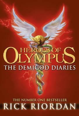 Kitab Heroes of Olympus: The Demigod Diaries | Rick Riordan