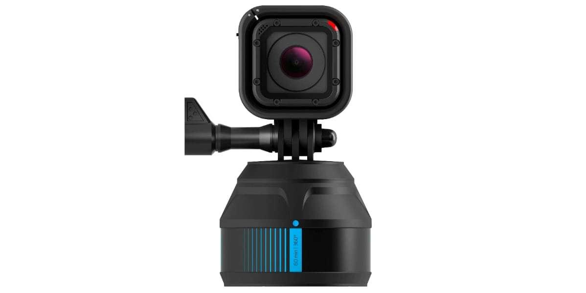 Вращающаяся платформа GoPole Scenelapse 360° с камерой Session