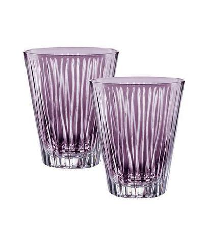 Набор стаканов 2шт 310мл Nachtmann Sixties Lines Violet