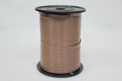 Лента простая (0,5см.*500м.) Шоколад