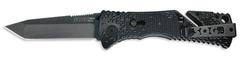 Складной нож SOG Мод. TRIDENT TANTO BLACK 97029