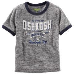 OSH KOSH Футболка меланж МВ57