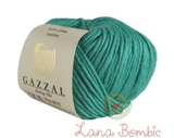 Пряжа Gazzal Baby Cotton XL изумруд 3426