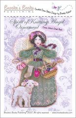 Brooke`s Books Publishing Spirit of Knitting Ange