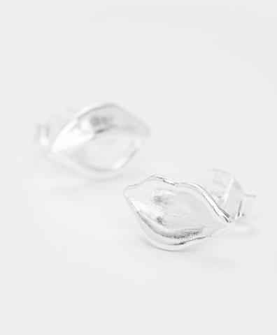 Серьги EYES OF DORA silver