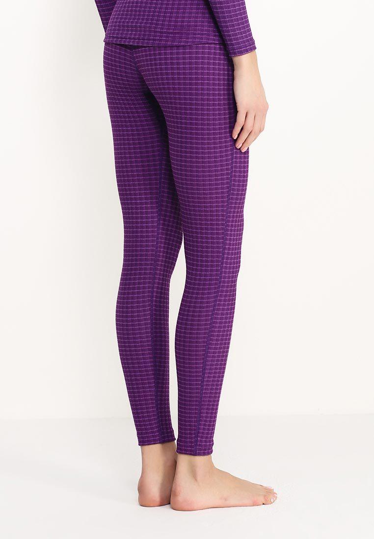 Женское термобелье кальсоны крафт Warm Wool фиолетовый (1903725-2495)