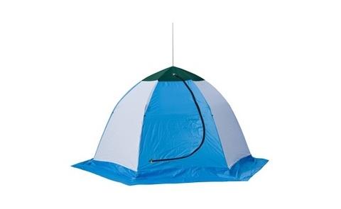 Палатка зимняя СТЭК ELITE 3 - местная (двухслойная)