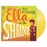 Ella Fitzgerald / Ella At The Shrine: Prelude To Zardi's (Coloured Vinyl)(LP)