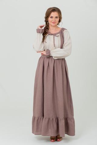 Русское народное платье Тихий вечер