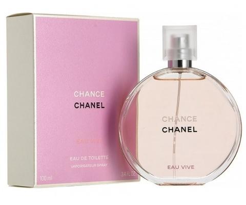 CHANEL CHANCE Eau Vive lady tester  50ml edt