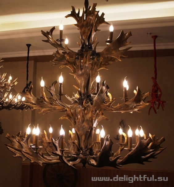 ROLL_&_HILL_Superordinate_Antler_Chandelier_www.delightful.su
