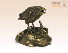 статуэтка Ворона и сыр