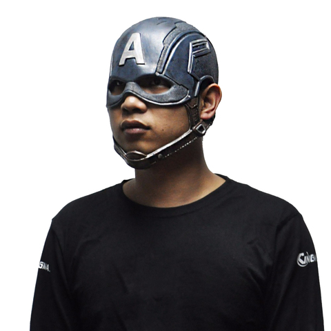 Капитан Америка маска шлем