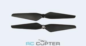 Комплект самозатягивающихся нейлоновых пропеллеров T-Motor T1045 (10х4.5