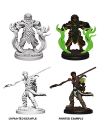 D&D Nolzur's Marvelous Miniatures - Human Male Druid