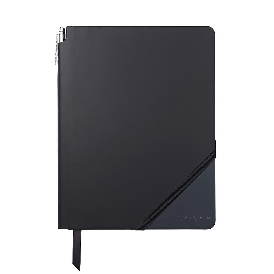 Записная книжка Cross Jot Zone, средняя, 160 страниц в линейку, ручка в комплекте