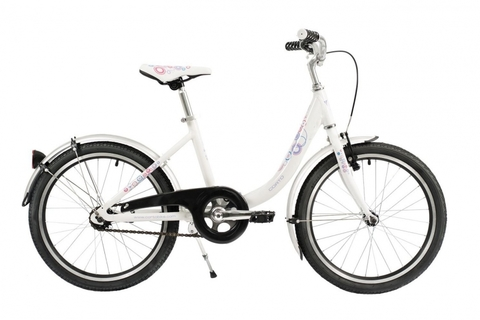 детский велосипед Corto KITI 2020 белый
