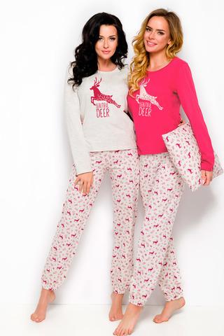 Пижама 8W Daga 965 Dark Pink Taro