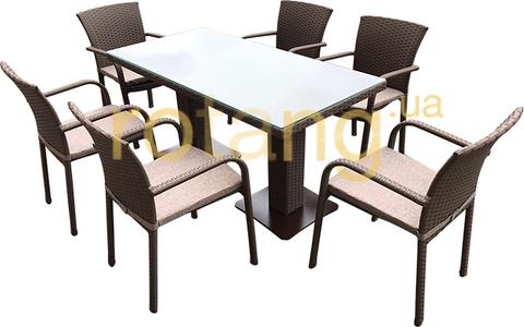 Стол обеденный Монако-2