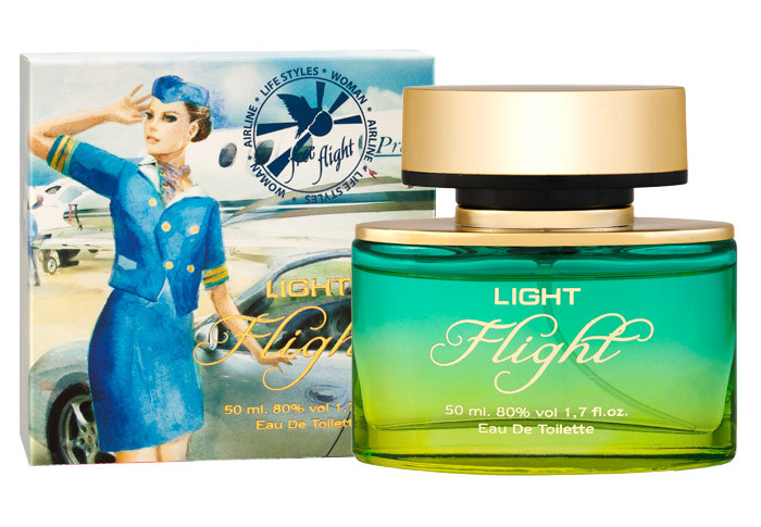 FLIGHT Light, Apple parfums
