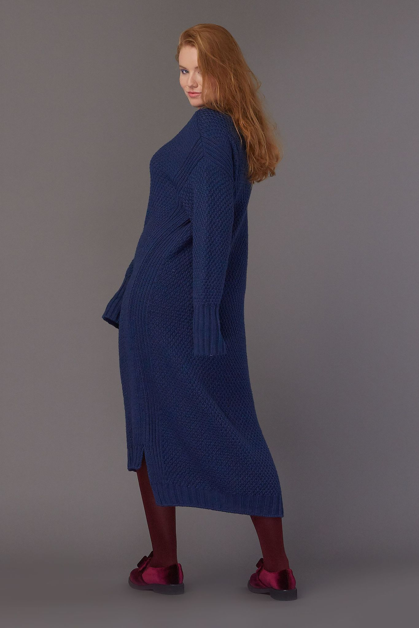 Вязаное платье LE-08 D01 20 К