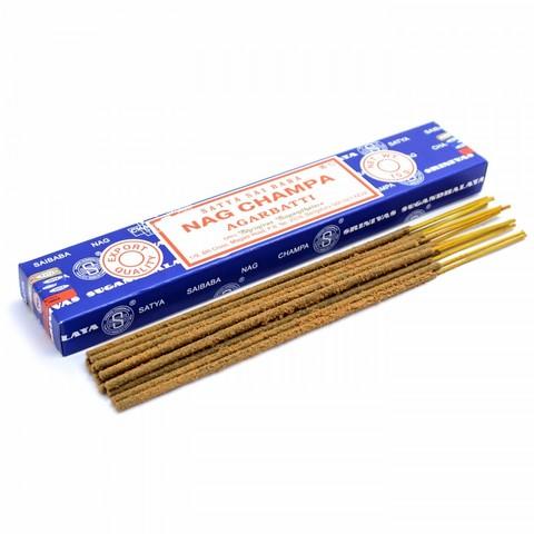 Индийские палочки Satya NAG CHAMPA