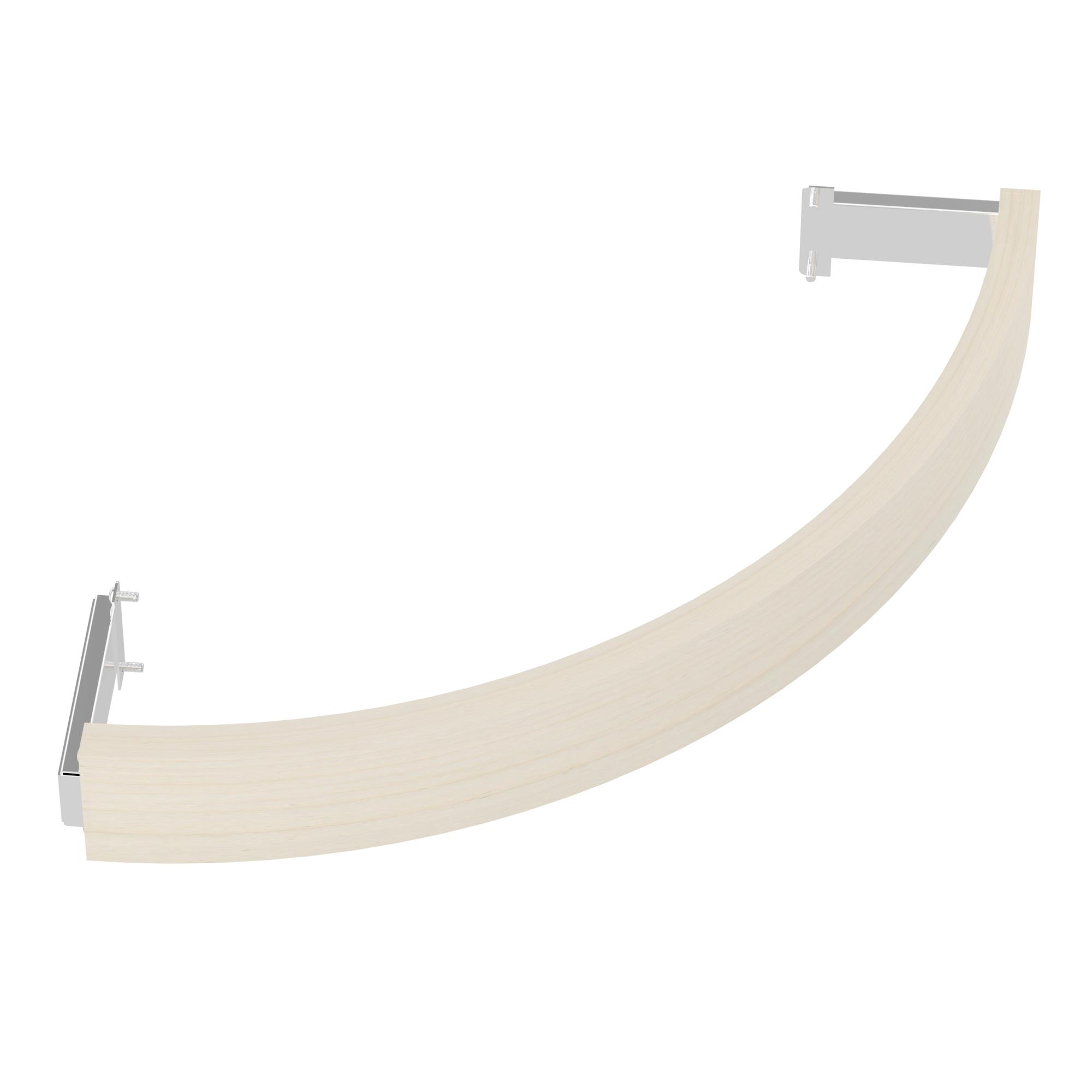 Ограждения и коврики: Деревянное ограждение SAWO TH-GUARD-W6-CNR-A для печи угловой установки TOWER TH6 (осина)