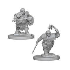Nolzur's Marvelous Miniatures - Dwarf Female Fighter