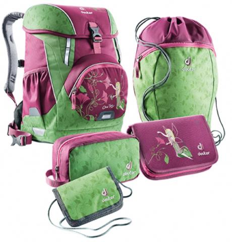 рюкзак школьный Deuter OneTwo Set 5