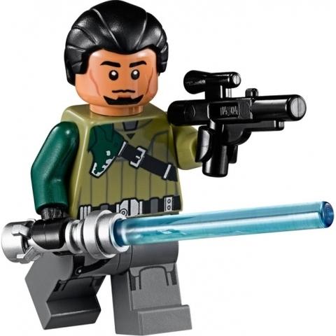 LEGO Star Wars: Звёздный корабль «Призрак» 75053 — Rebels: The Ghost — Лего Звёздные войны Стар ворз Повстанцы