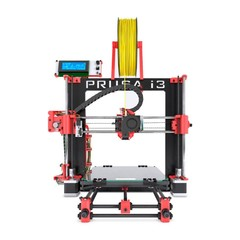 Фотография — 3D-принтер BQ Prusa i3 Hephestos (набор для сборки)